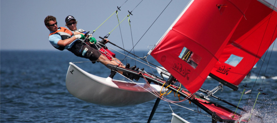 Sept 23: 44th Hobie 16 Championship Race Day 3 Forecast