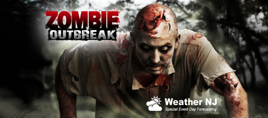 Zombie Outbreak Forecast – This Weekend!