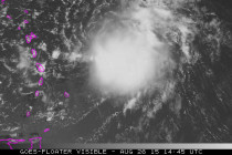 Aug 26: East Coast Impact from Erika Gaining Confidence
