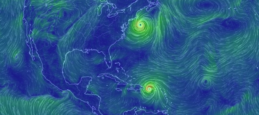 Sept 20: US Landfall Not Off Table